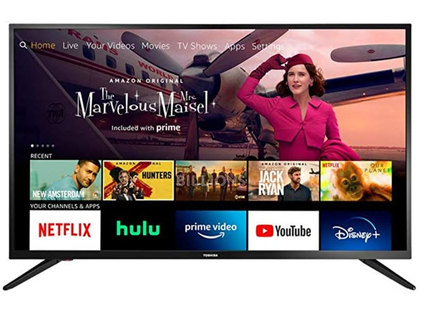 Get deals during Amazon Prime Day 2020 like this Toshiba TV