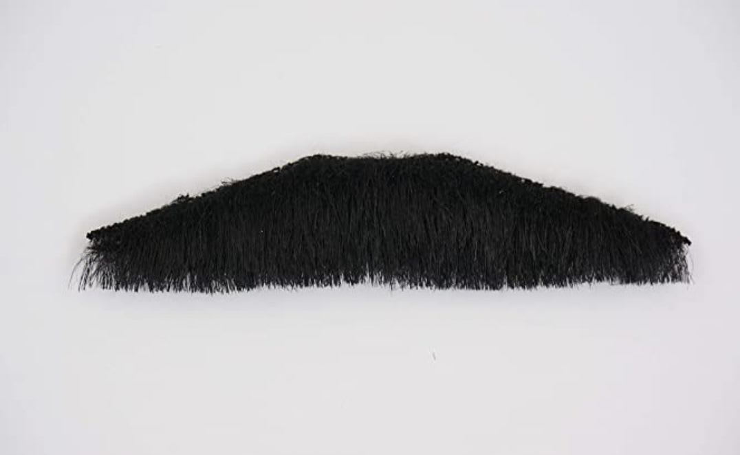Check out the Mustache's Store mustache on Amazon.