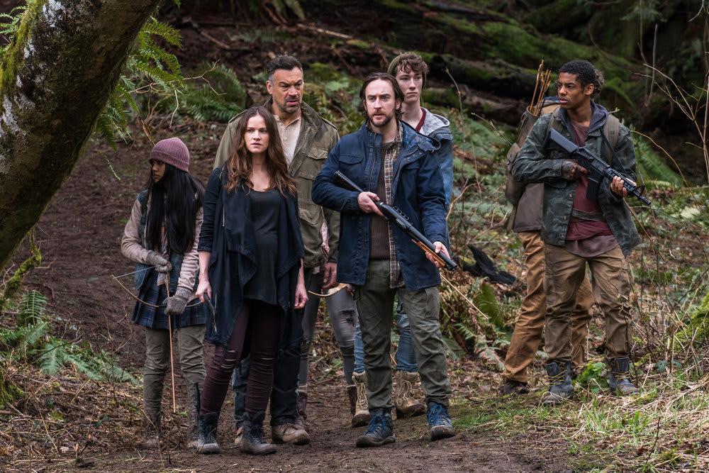 Van Helsing Serie Staffel 2