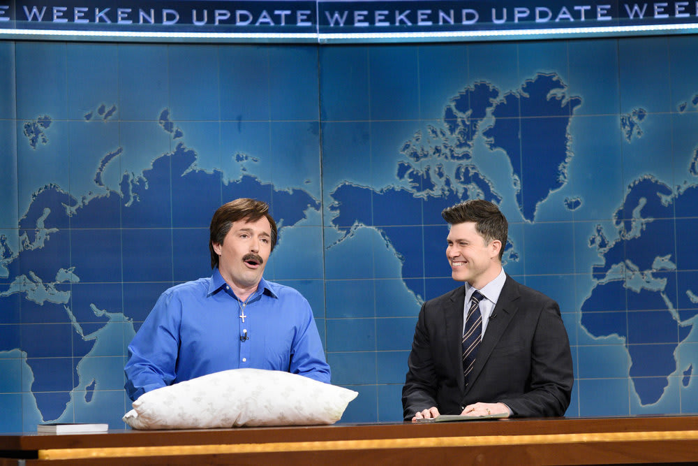Saturday Night Live, Late night TV