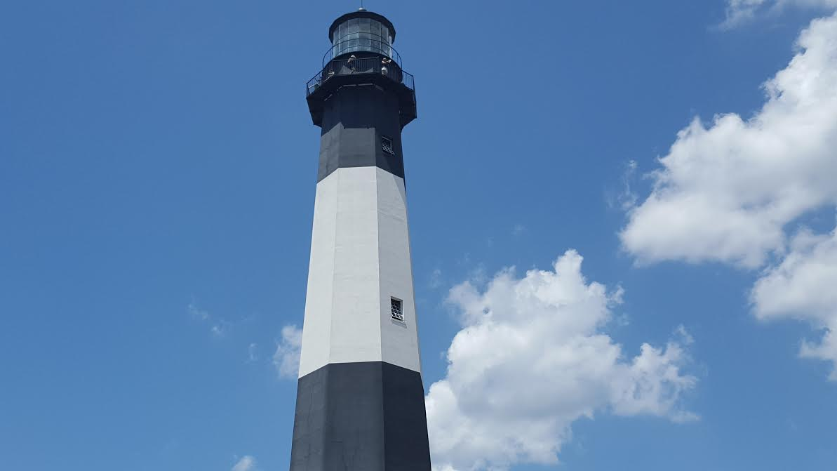 Tybee Island features the tallest lighthouse in the state of Georgia. (Credit: Matt Holmes, LocalPOV.com)