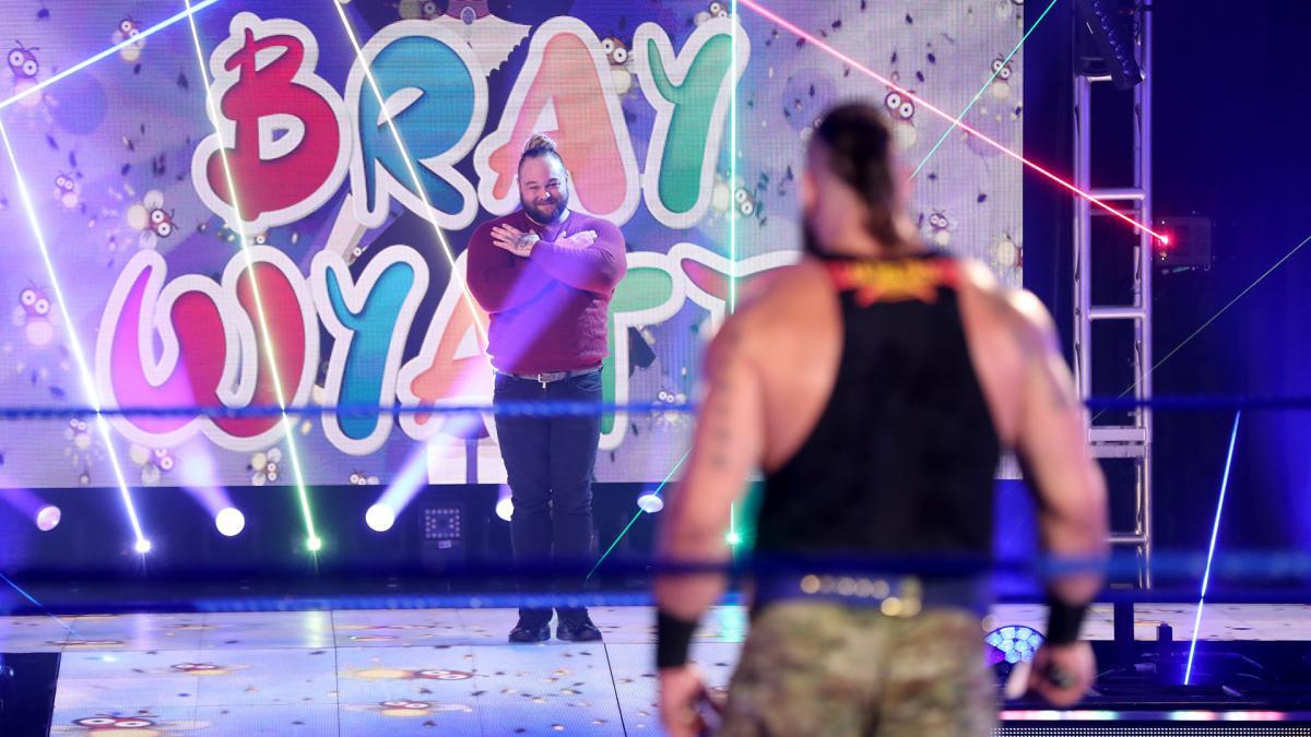 WWE Bray Wyatt, Braun Strowman