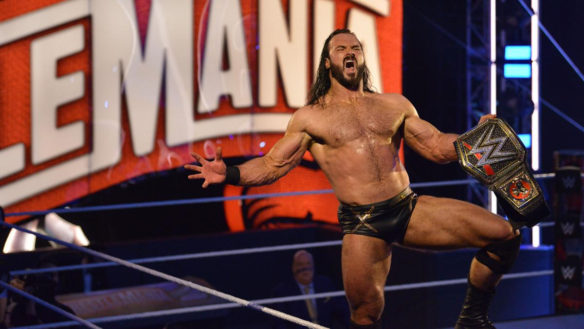 WWE WrestleMania, Drew McIntyre, WWE Survivor Series