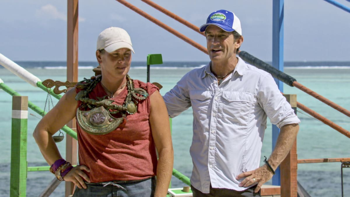 Lauren Rimmer Survivor season 35