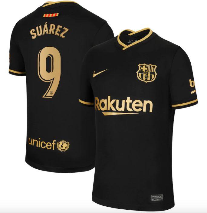 Barcelona Releases New Away Kits For 2020 2021 Season