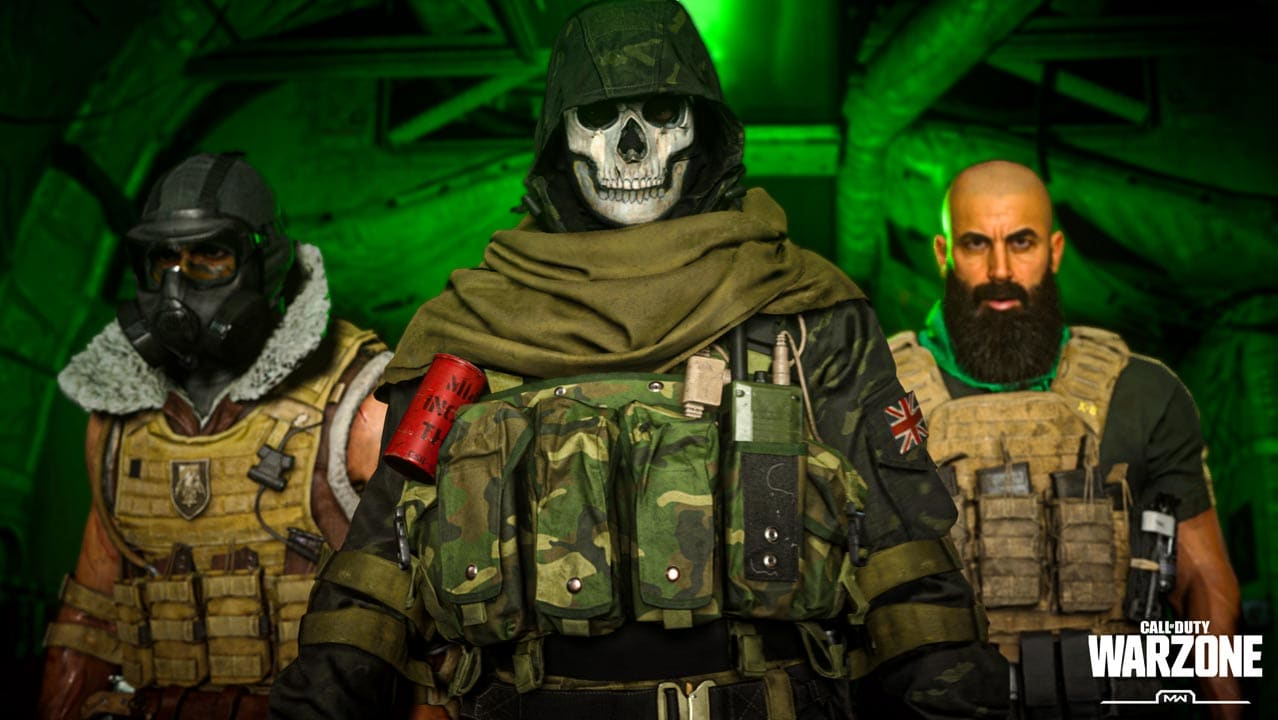 Call of Duty: Modern Warfare Warzone - Call of Duty: Warzone