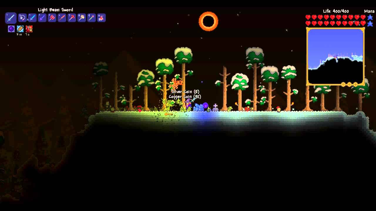 5 Things Video Games Tell Us To Expect From A Solar Eclipse Page 3 I decided to remaster the terraria solar eclipse invasion i did over 2 years ago. solar eclipse