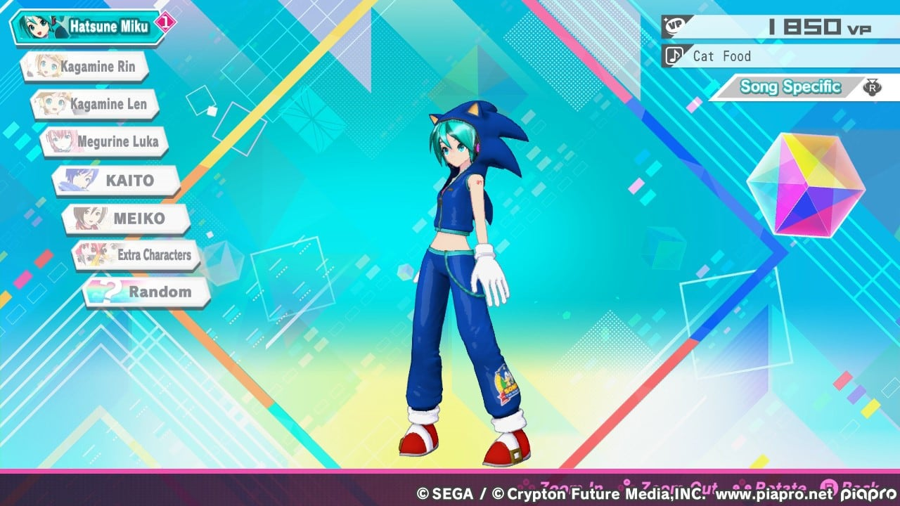 Hatsune Miku: Project DIVA MegaMix Review for Nintendo Switch