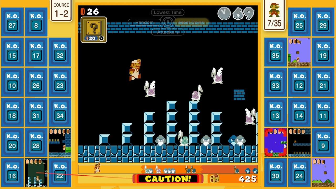 Super Mario Bros. 35 for Nintendo Switch