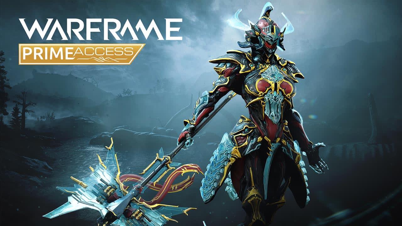 Gara Prime Access Warframe