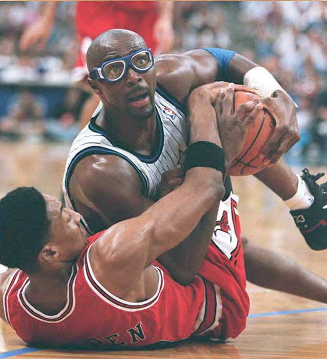 Horace Grant, Orlando Magic, Chicago Bulls
