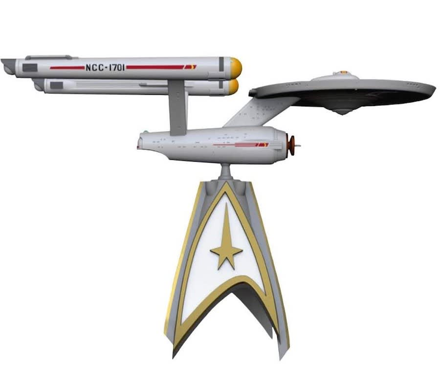 Star Trek Christmas Ornament 2020 Hallmark announces 2020 Star Trek Christmas ornaments