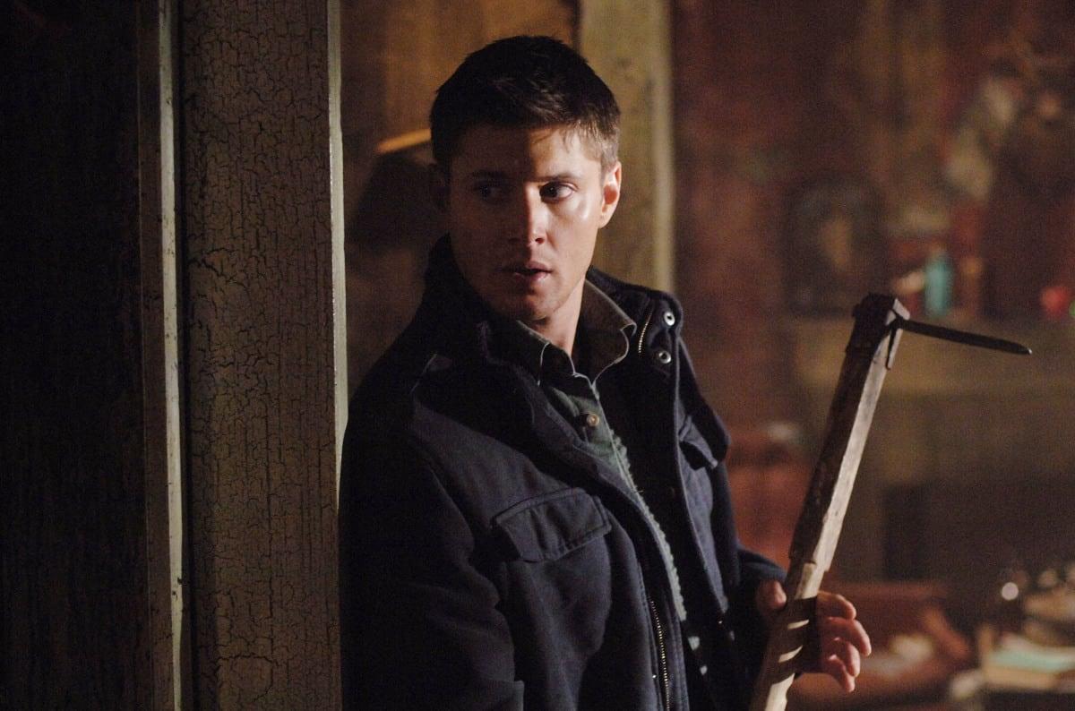 Jensen Ackles as Dean Winchester on Supernatural