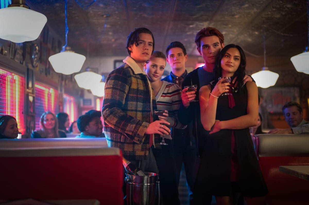 Riverdale cast, Riverdale season 5