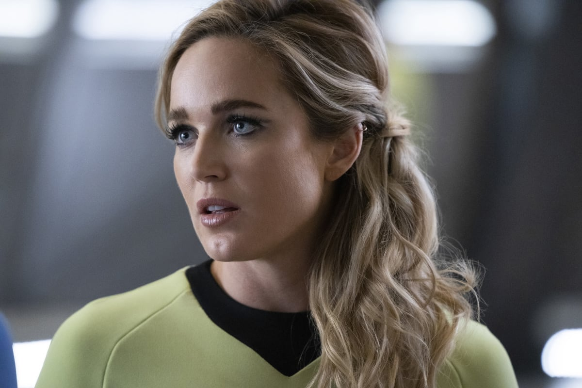 Legends of Tomorrow, Legends of Tomorrow, Heroic actor of the Week, Caity Lotz
