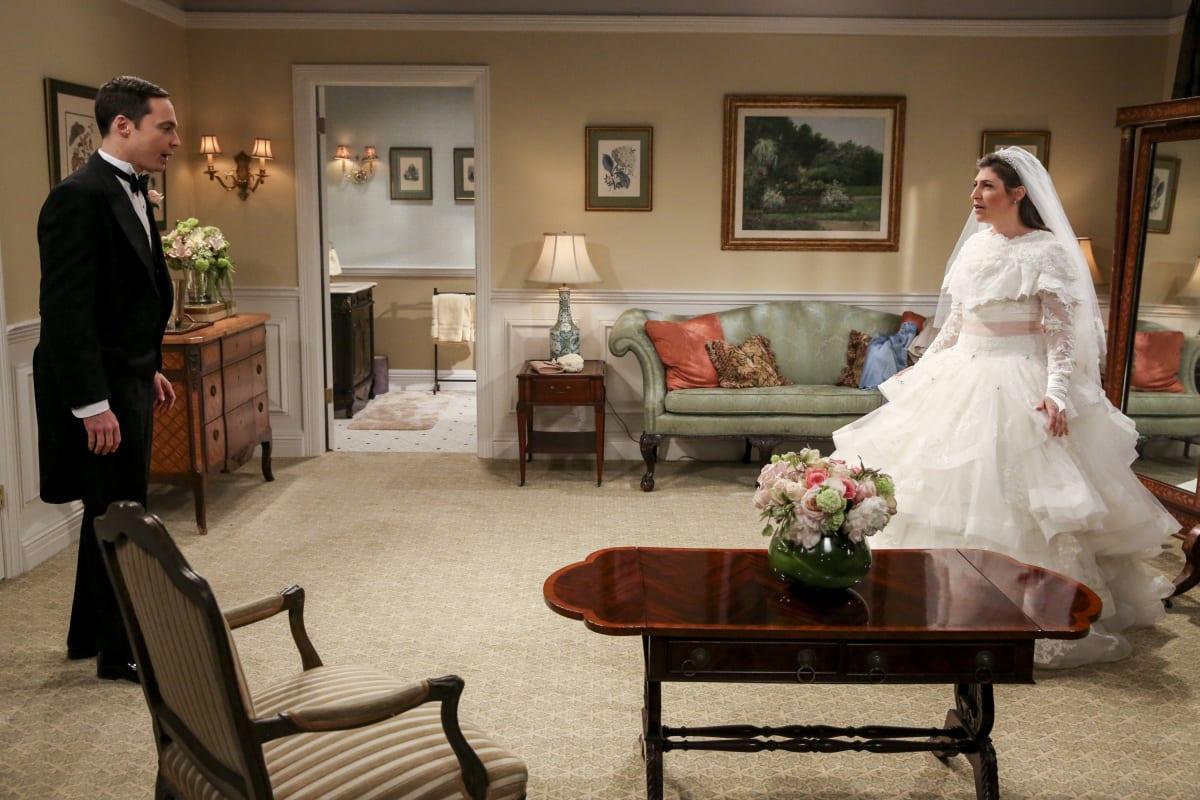 The Big Bang Theory season 11 finale recap: The Big Bang Wedding