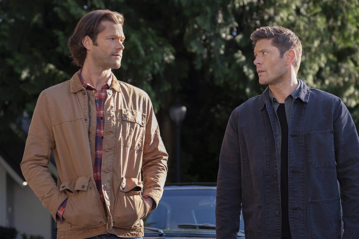 Supernatural series finale ending ...