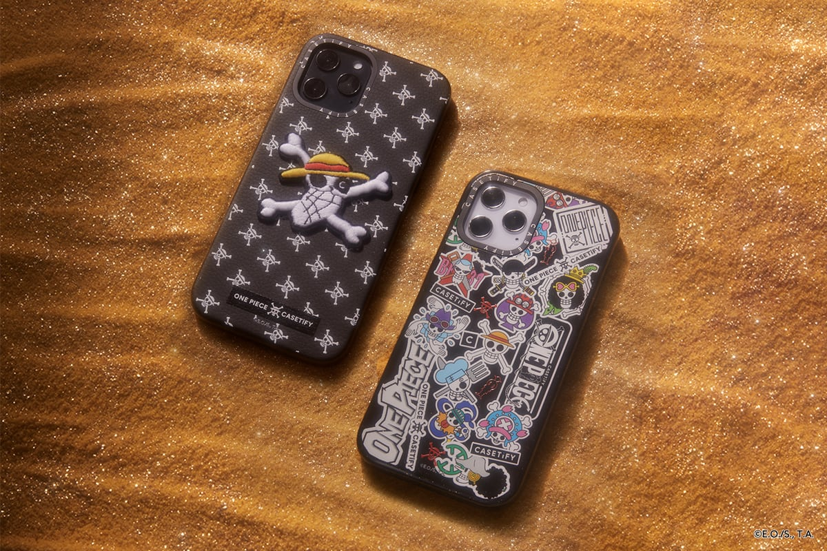 Discover CASETiFY's ONE PIECE phone cases.