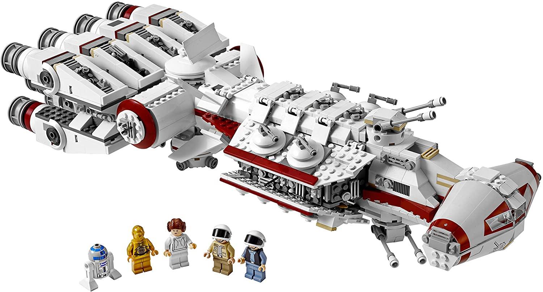LEGO Rebel Blockade Runner - 10019