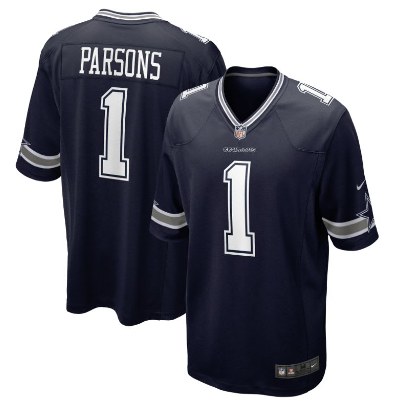 Get your official Micah Parsons gear now