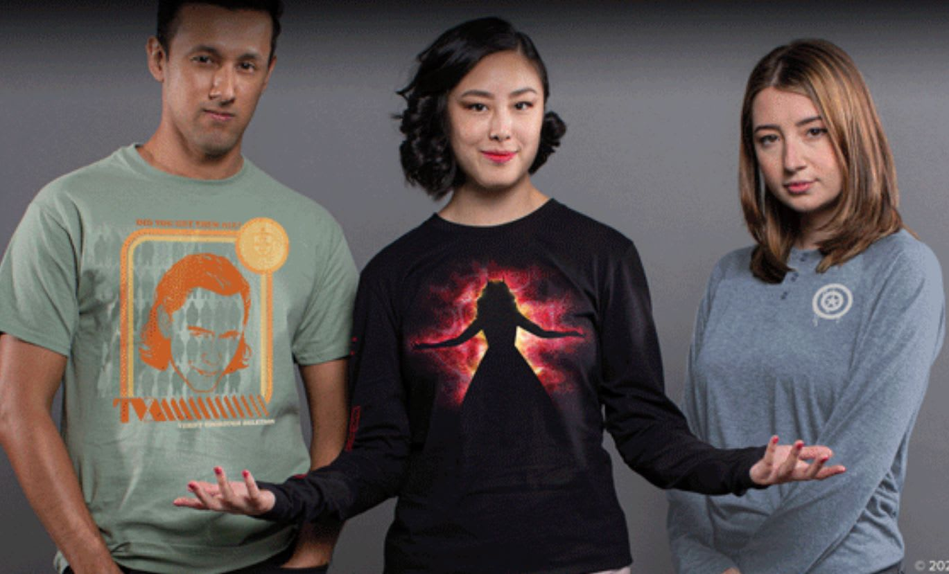 Discover Loot Crate's Marvel Studios Disney+ Capsule Collection box.