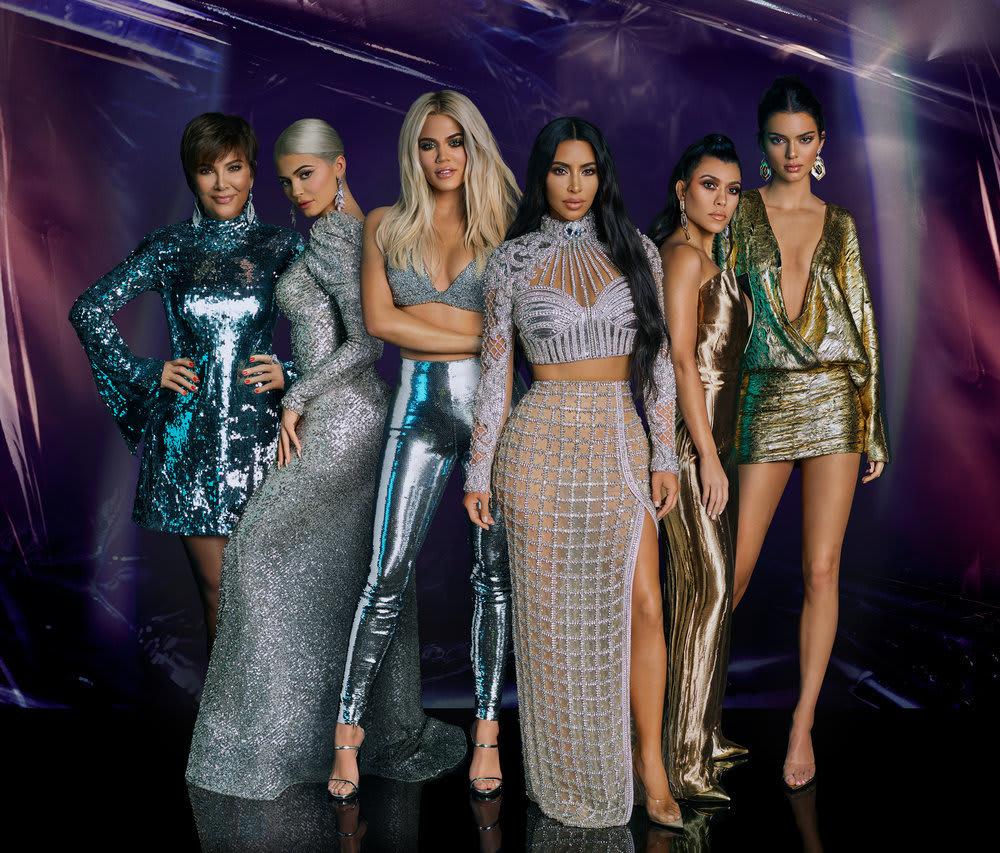 Caitlyn Jenner, Kardashians