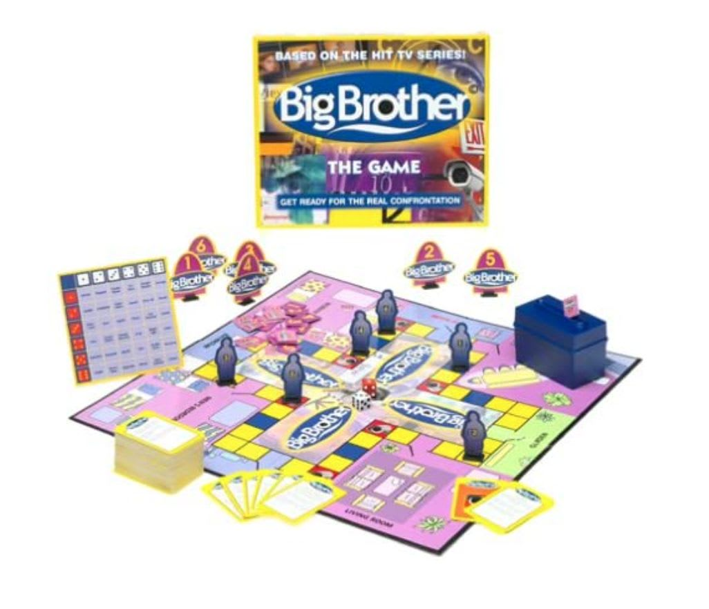 Discover Pressman Toy Corportation's 'Big Brother' the board game available on Amazon.