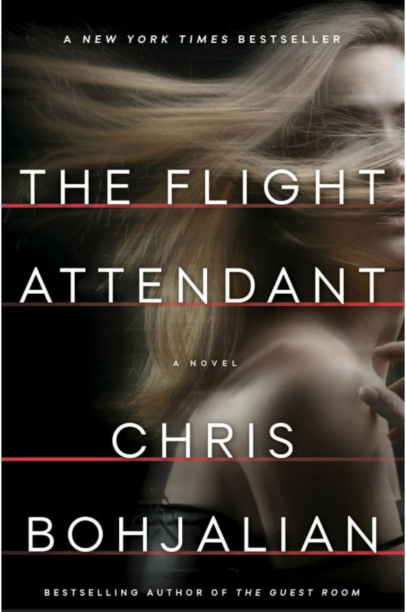 Discover Doubleday's 'The Flight Attendant' book by Chris Bohjalian on Amazon.