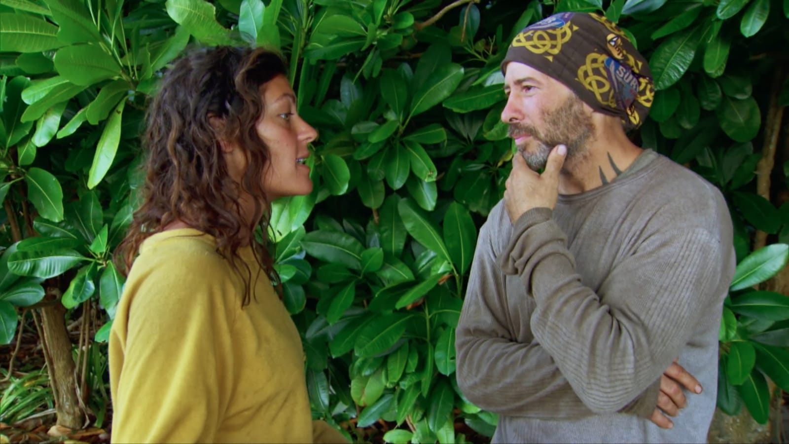 Michele Tony Survivor Winners at War episode 11