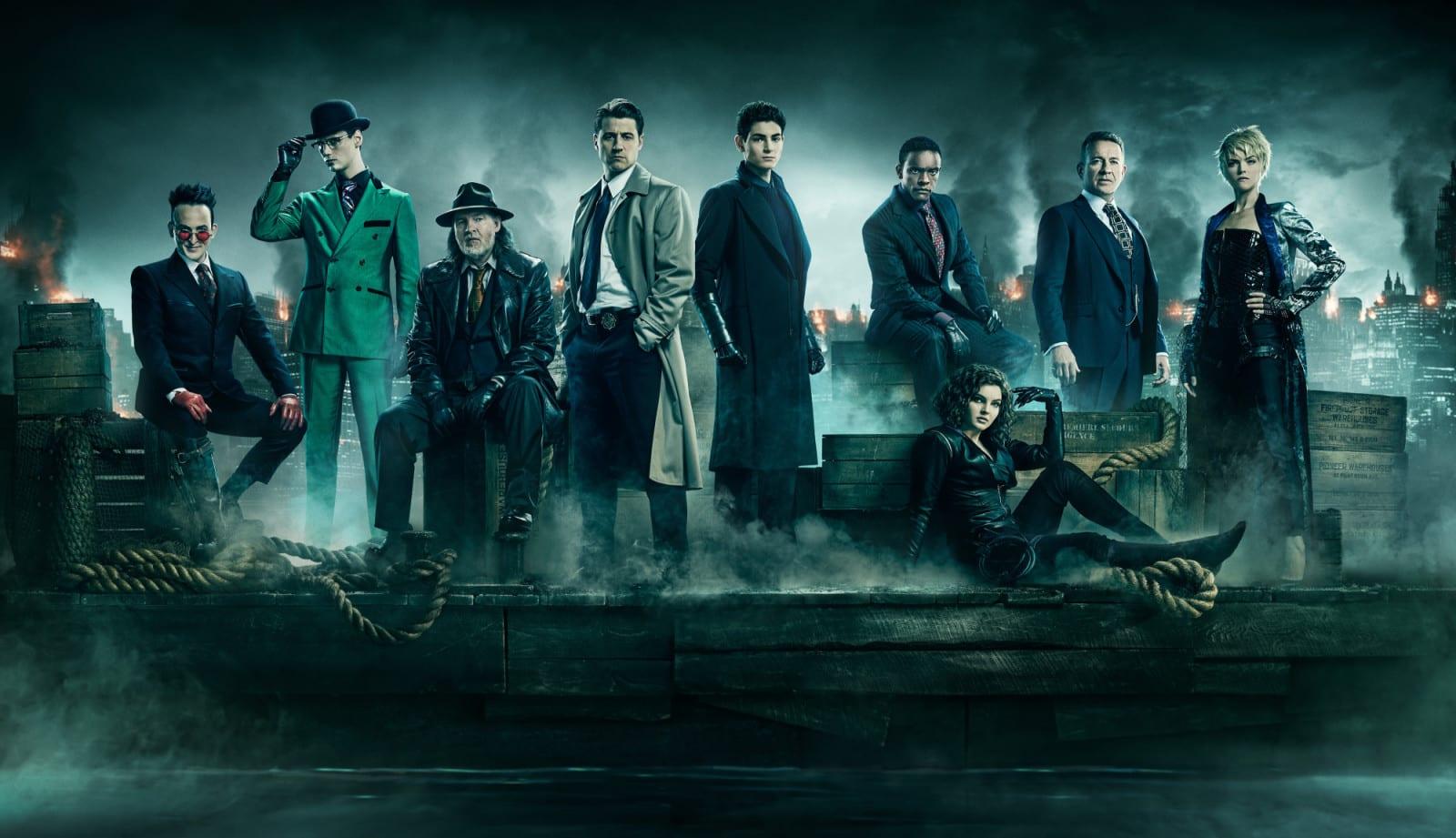 Batman spin-off show, Gotham