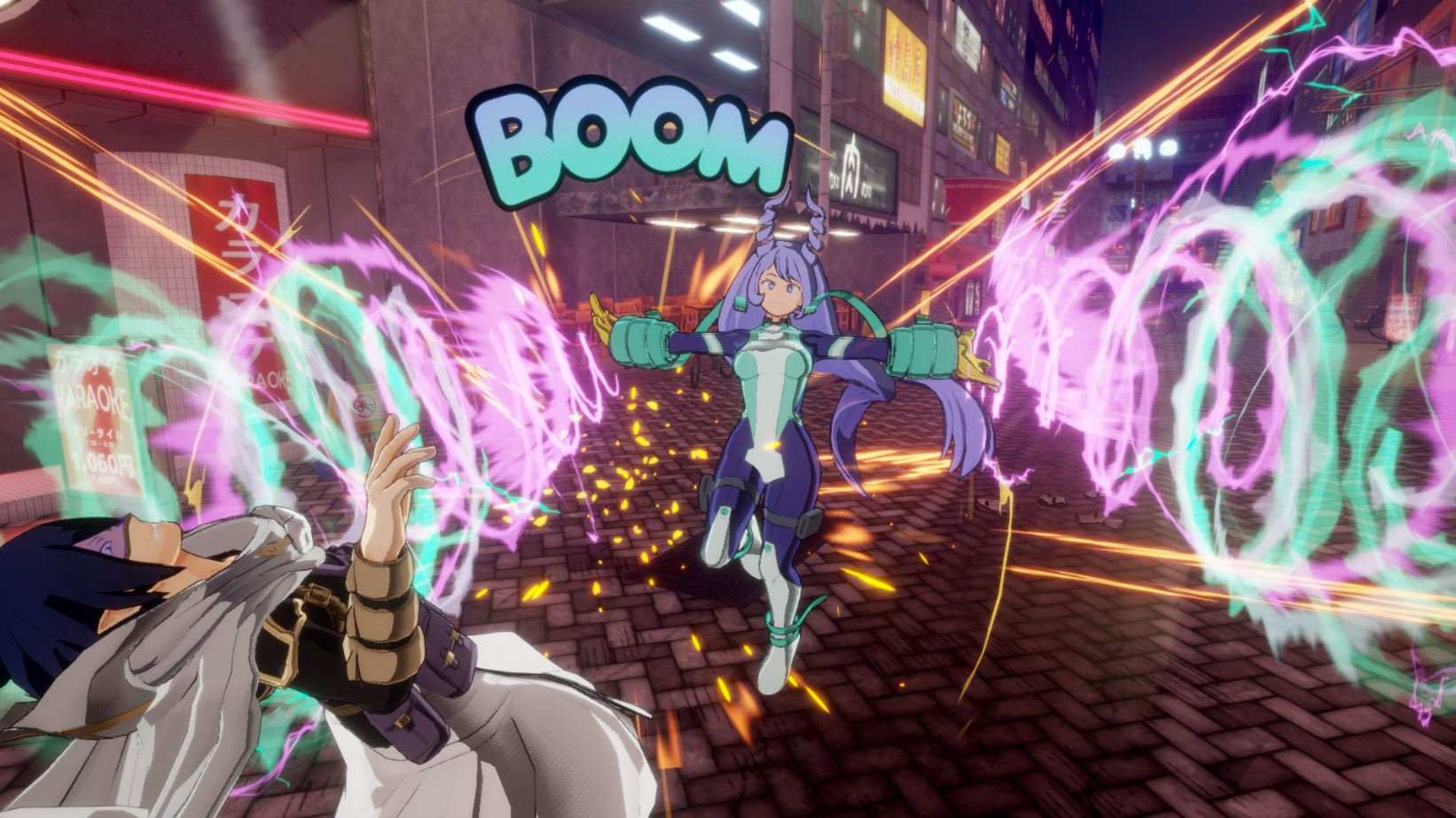 My Hero One's Justice 2 - Bandai Namco 1