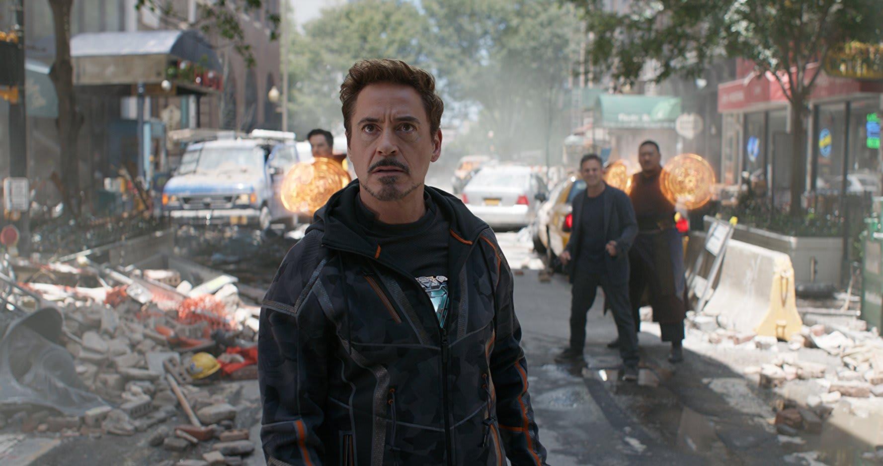 Tony Stark, Iron Man Avengers