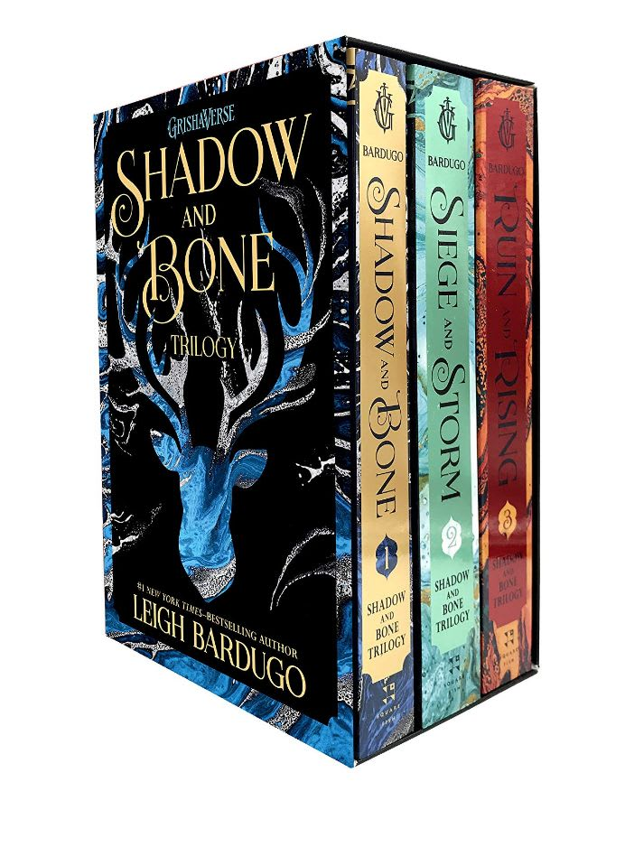 Discover Square Fish's Shadow and Bone trilogy by Leigh Bardugo.