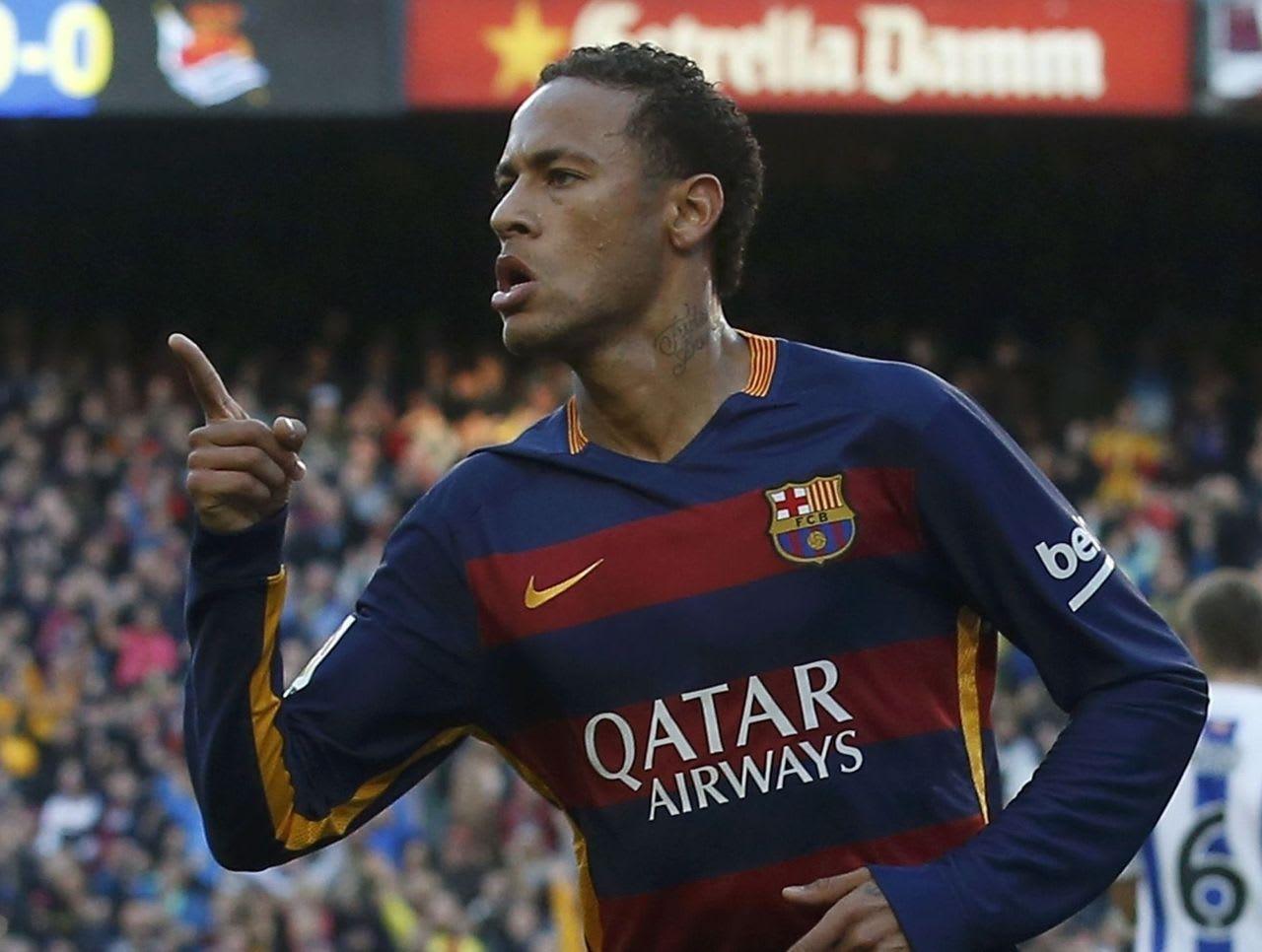 Neymar Cut Hair To Look Like Stephen Curry