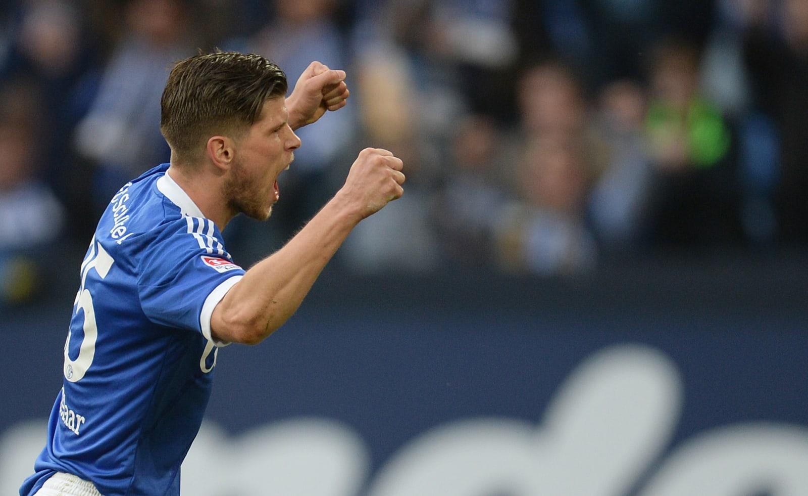 Schalke 04, Klaas-Jan Huntelaar