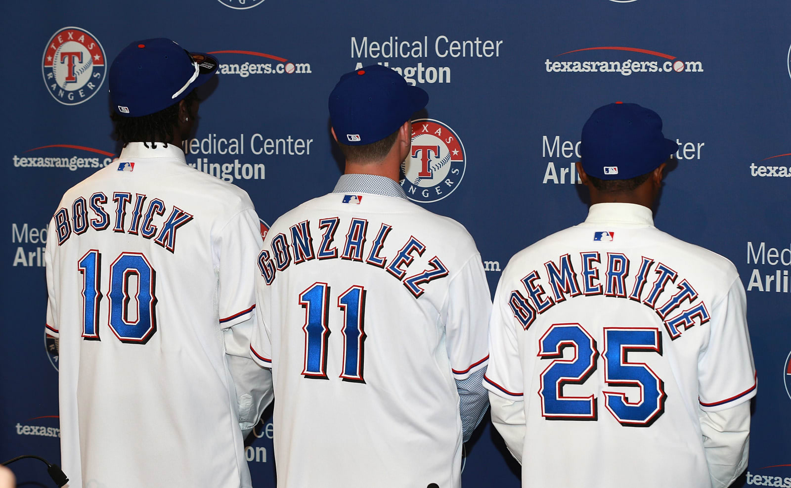 Texas Rangers draft