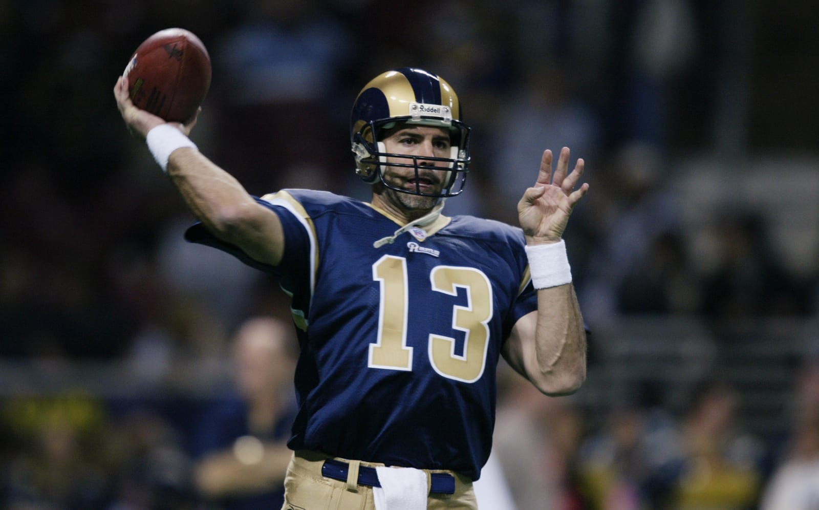 Kurt Warner, St. Louis Rams
