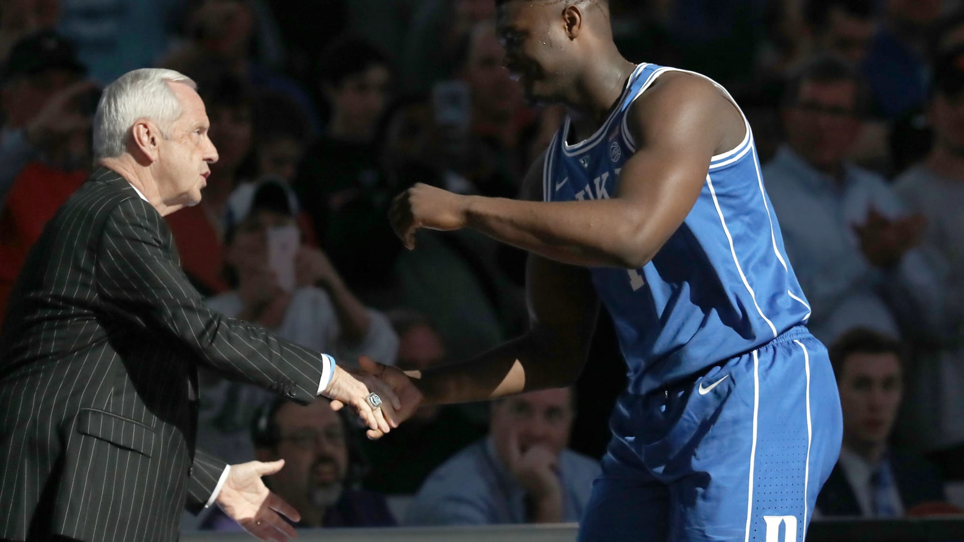 Duke basketball fans agree with Tar Heels: All-time matchup looks lopsided