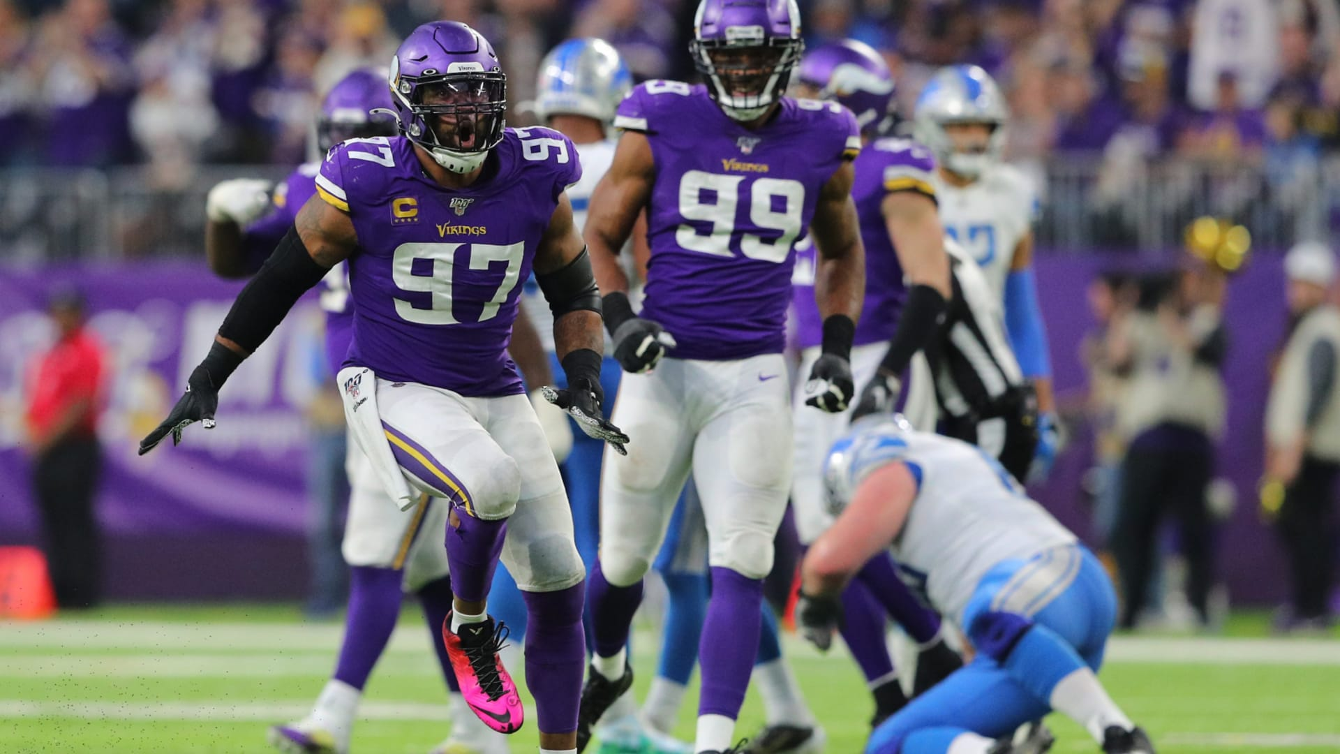 Should Everson Griffen be on Cleveland Browns radar?