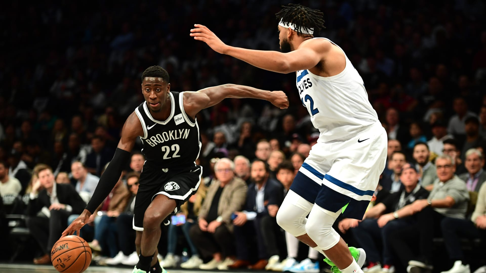 Minnesota Timberwolves: Checking in on the Nets draft pick