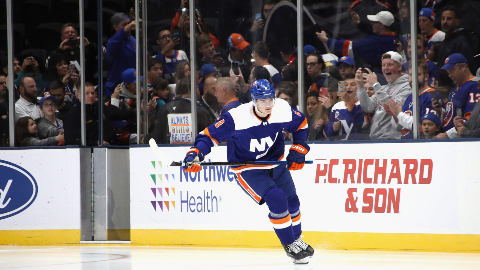 New York Islanders Noah Dobson Primed and Ready to Go