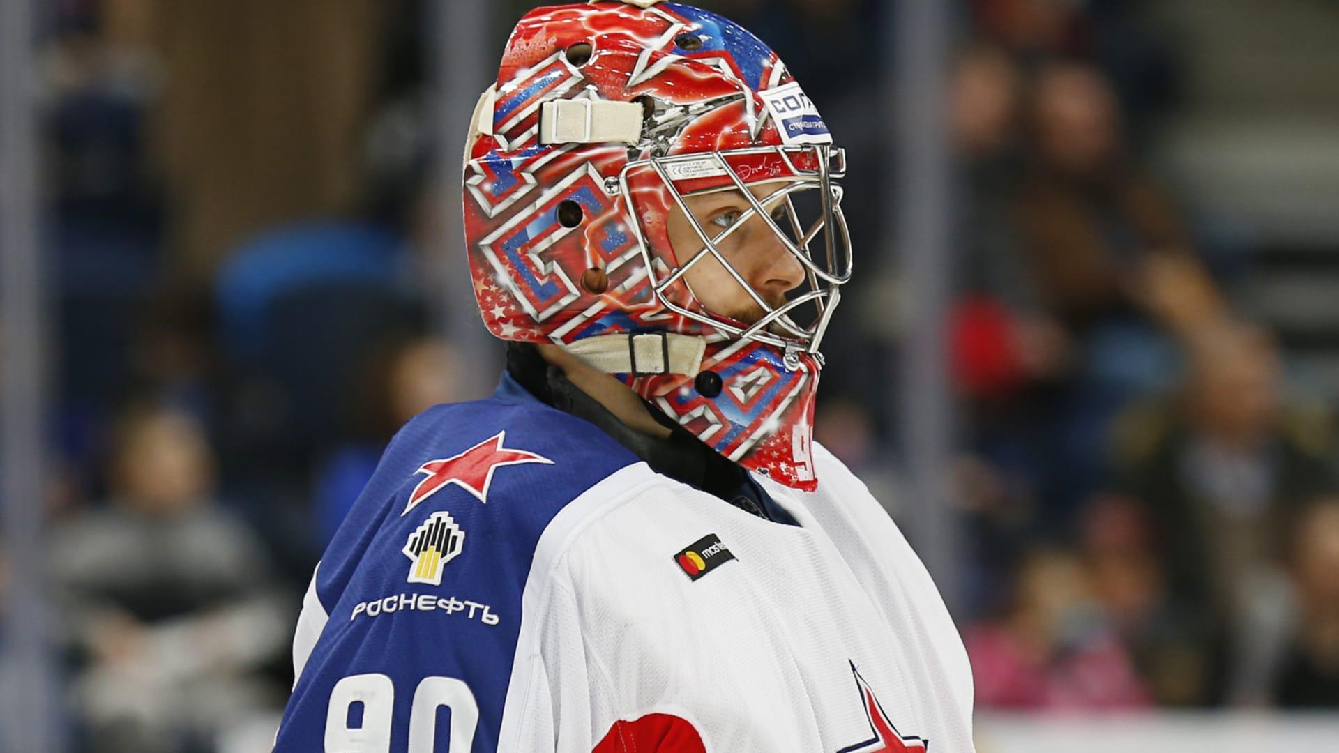 Islanders Ilya Sorokin Can Sign ELC For 2019-2020