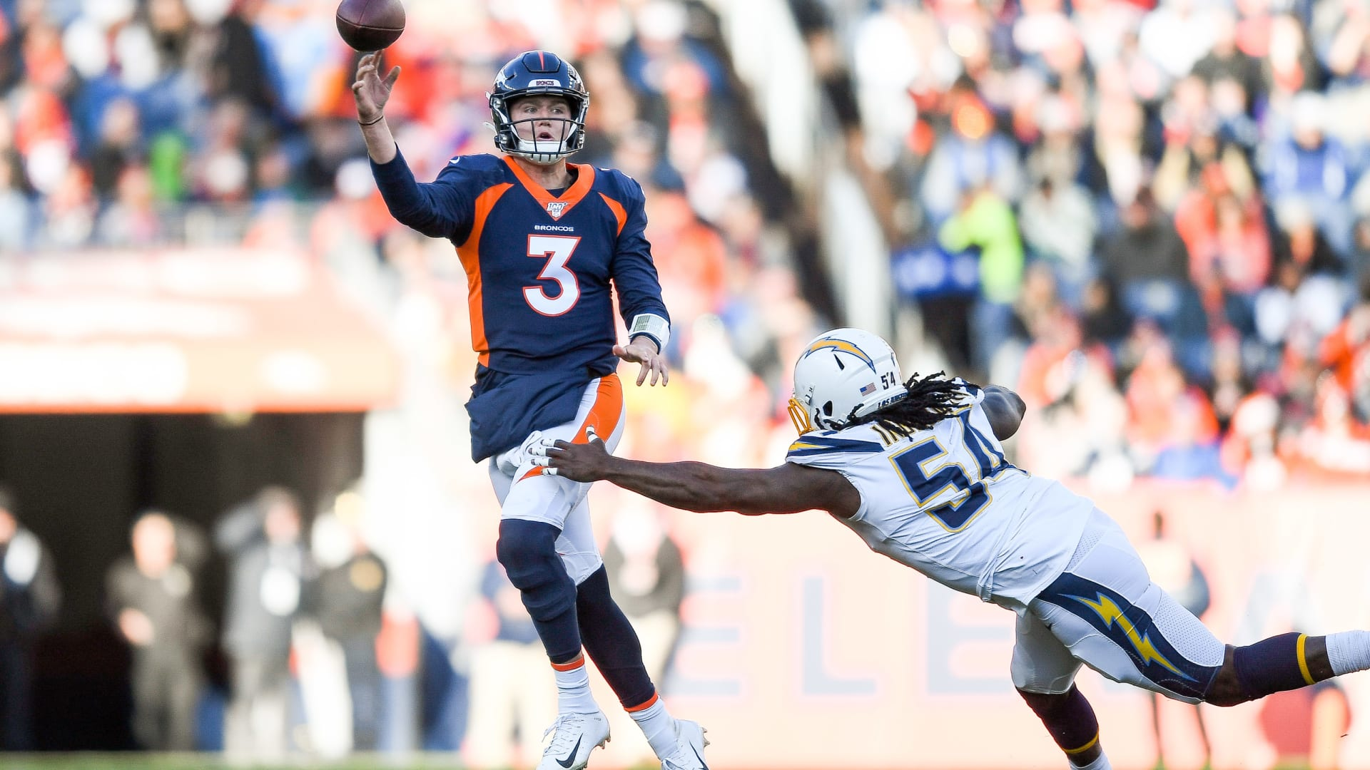 Denver Broncos: How the 2020 season could go up in flames