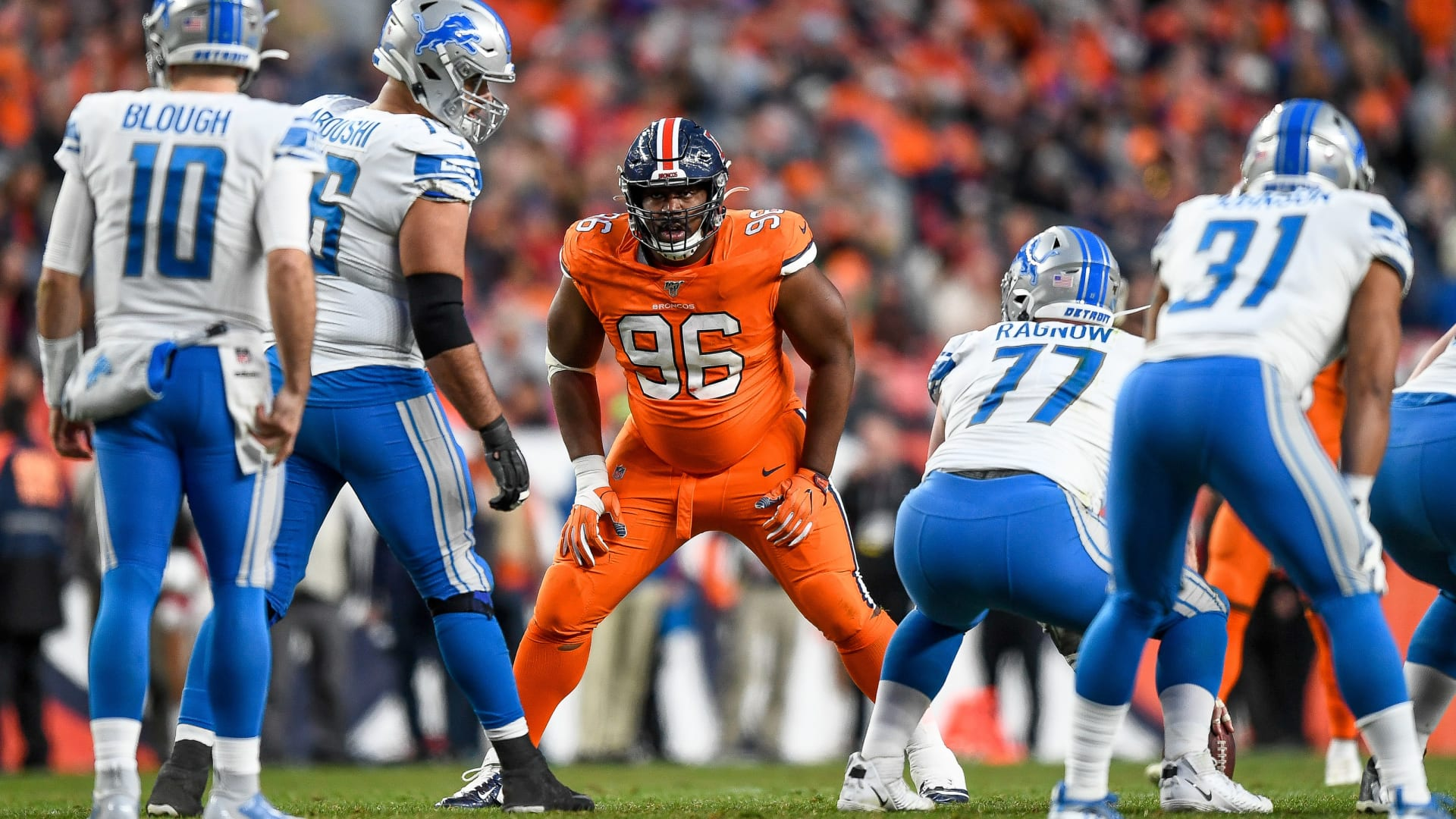 Five Broncos players who might be finished in Denver