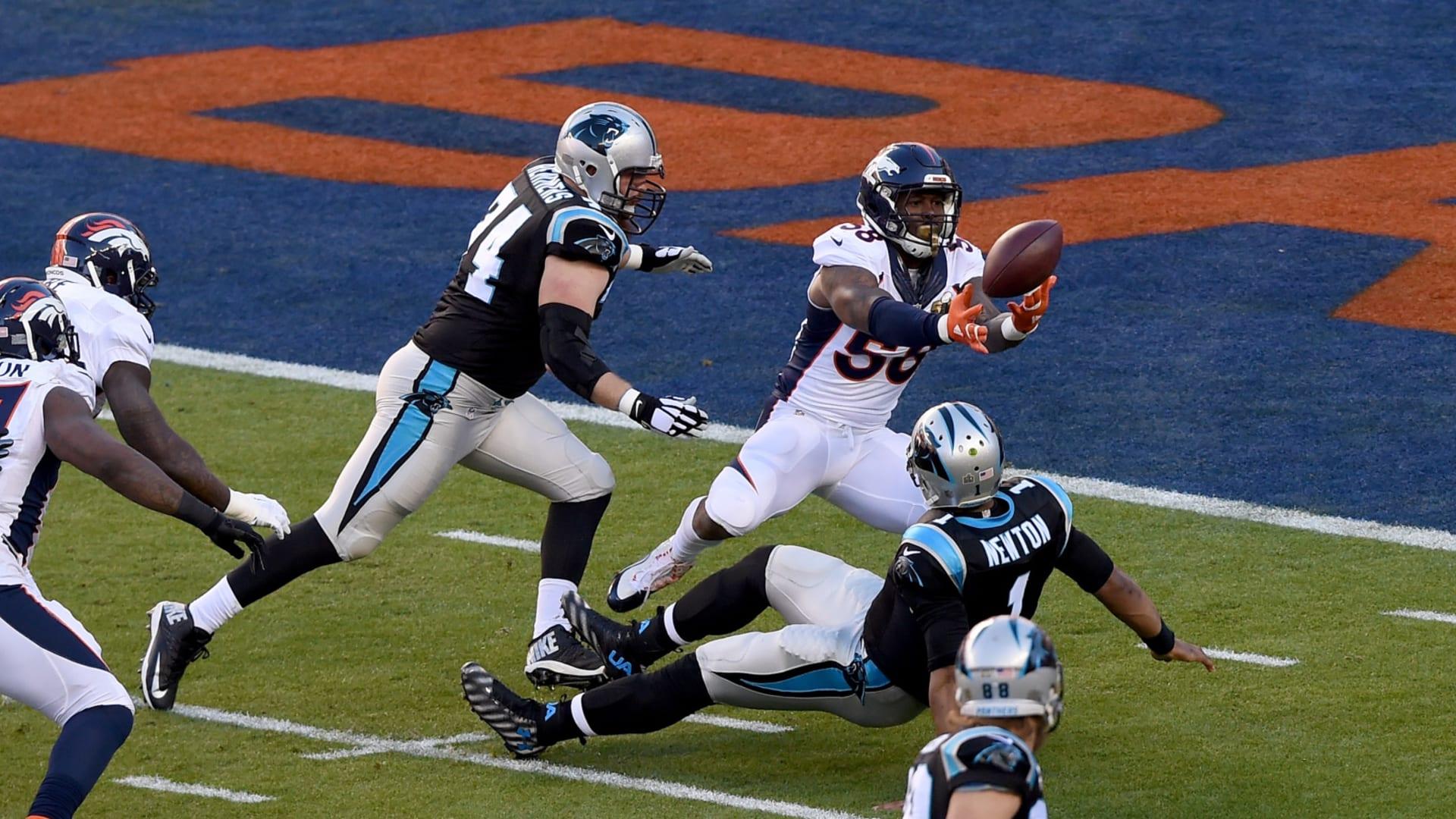 Denver Broncos edge rusher Von Miller