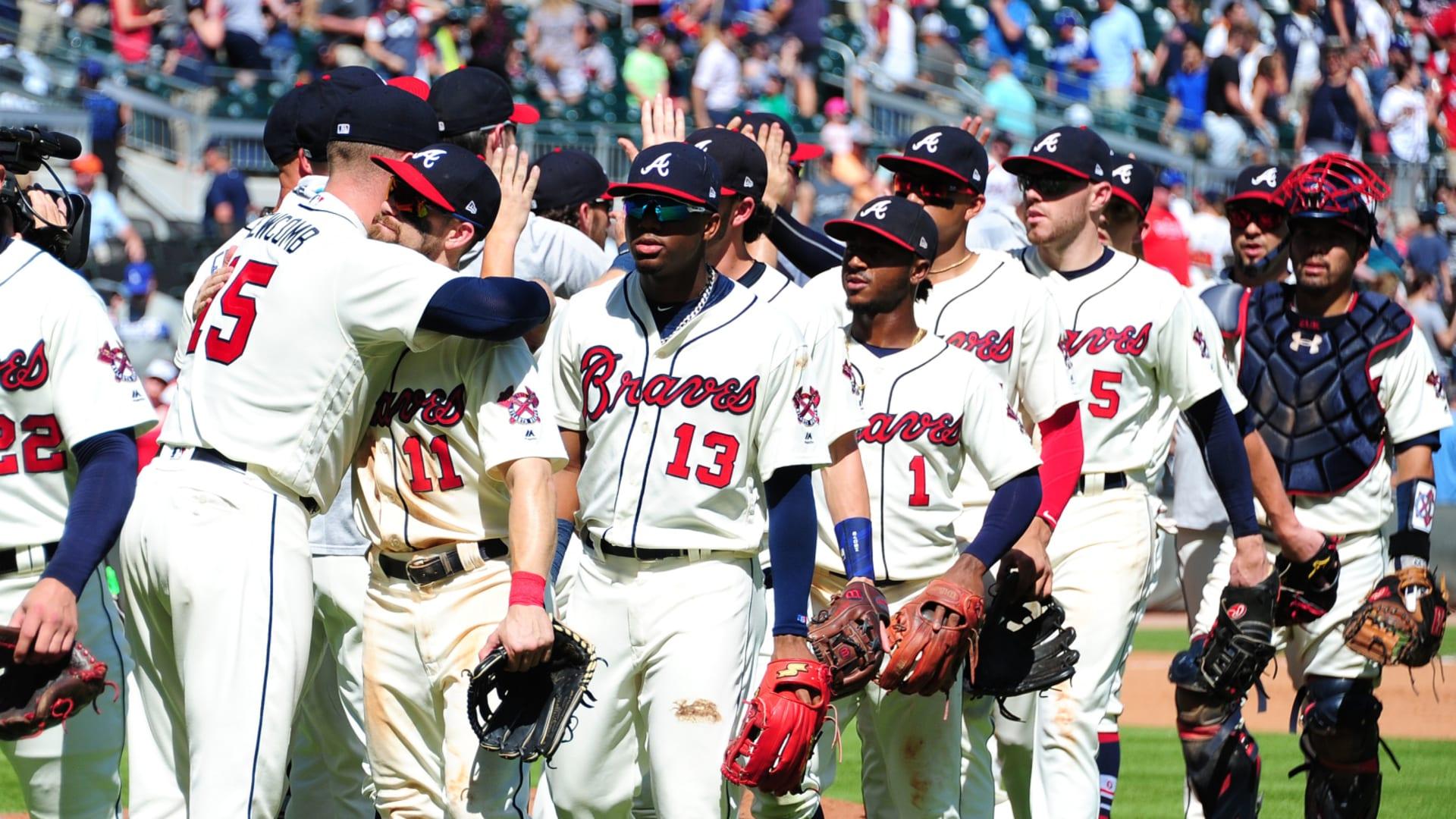 Atlanta Braves playing in the MLB Central division?Atlanta Braves