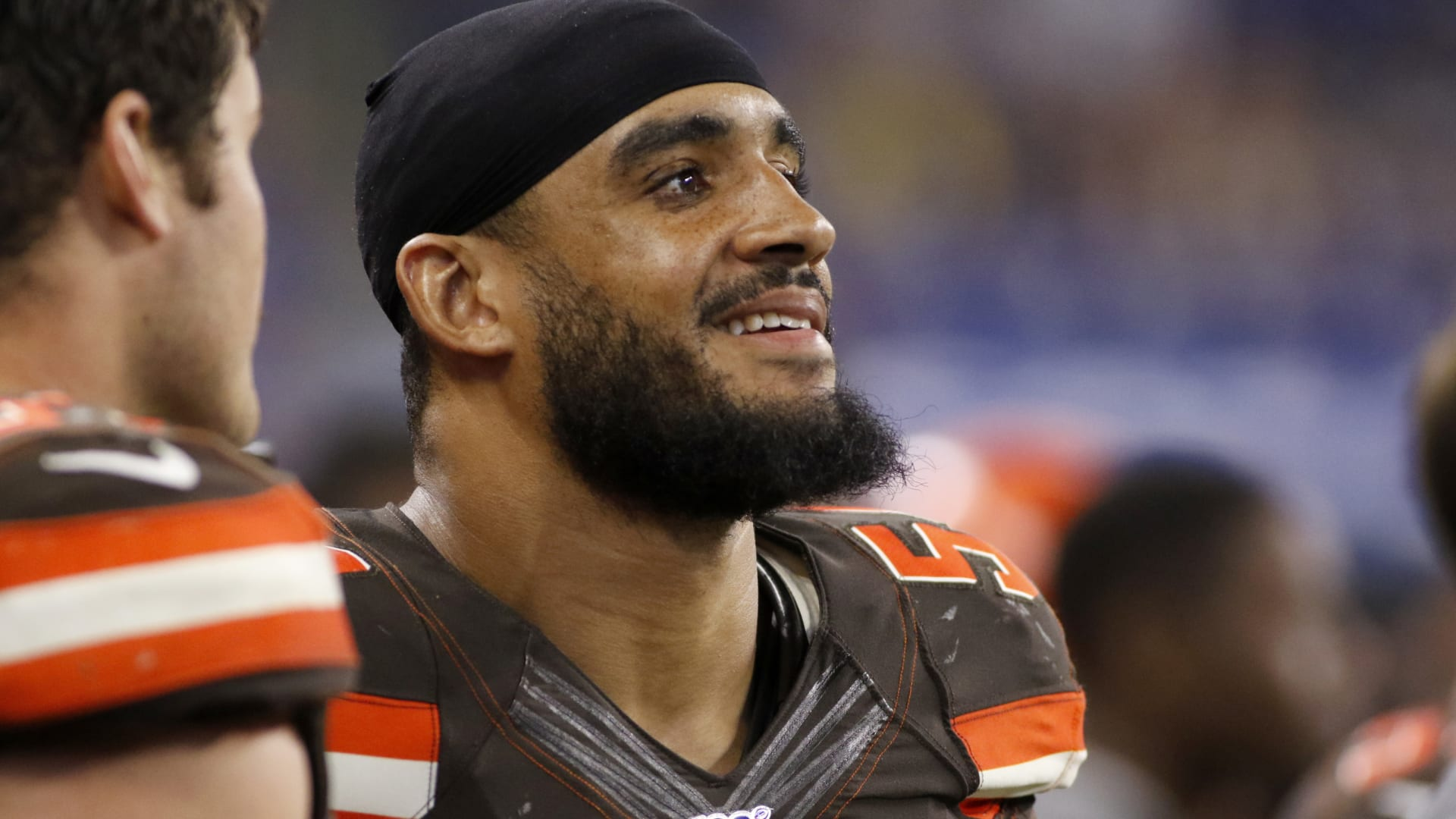 Olivier Vernon gives Cleveland Browns offseason flexibility