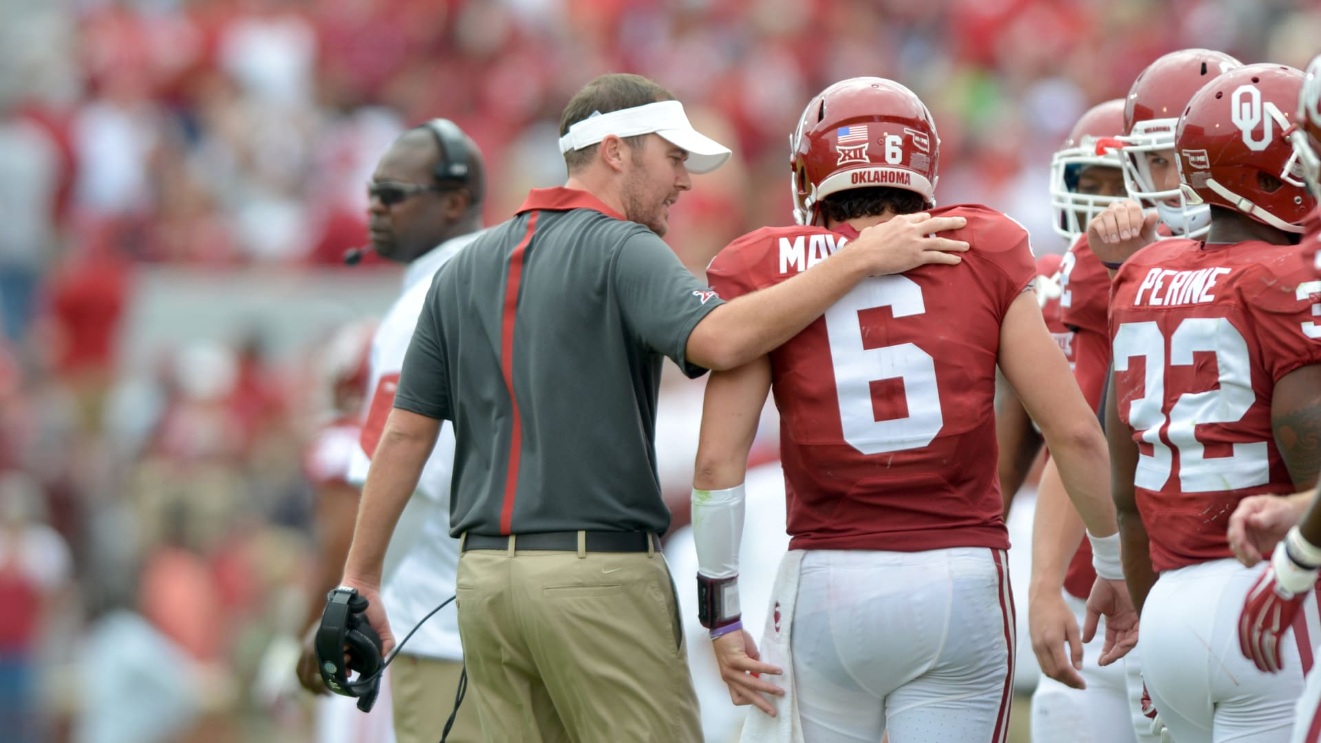 Cleveland Browns News: Lincoln Riley expects Baker Mayfield to rebound