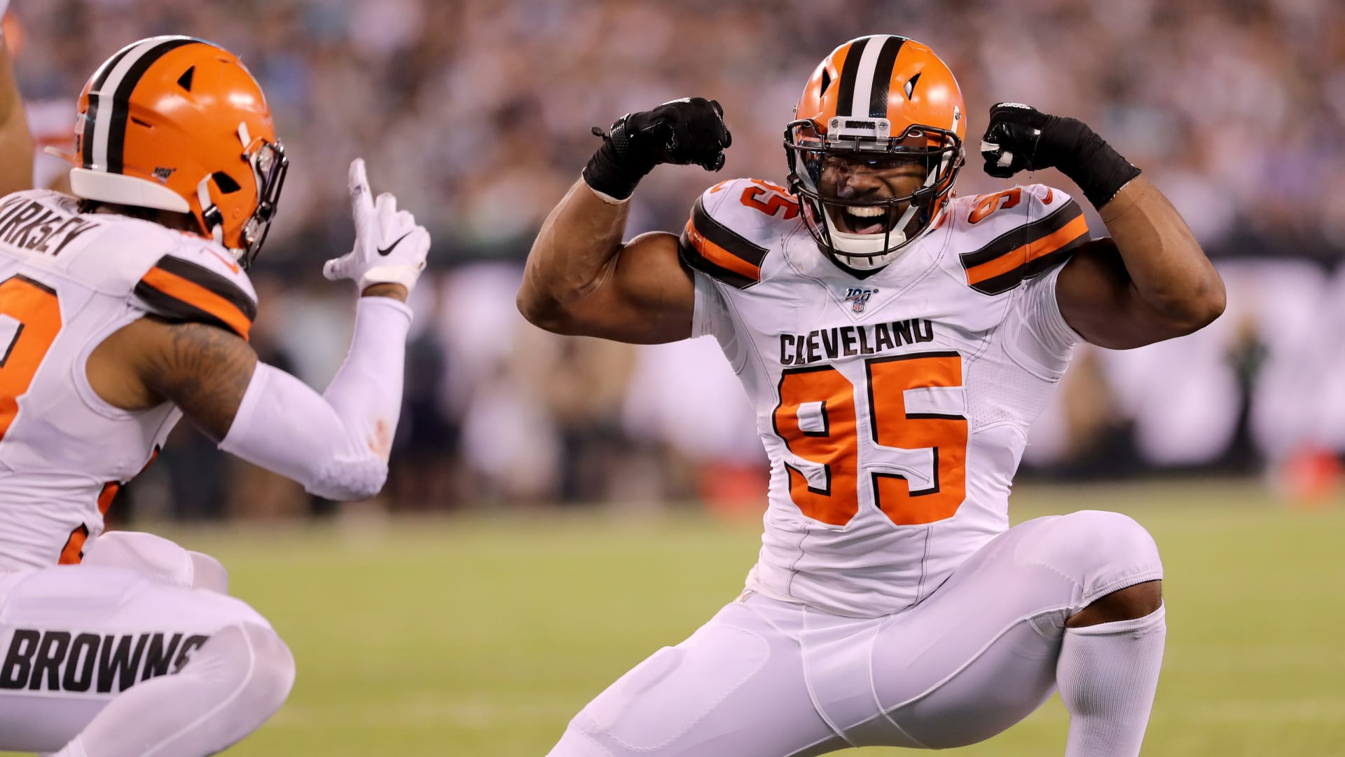 Cleveland Browns: Top 5 games of Myles Garrett's career so far