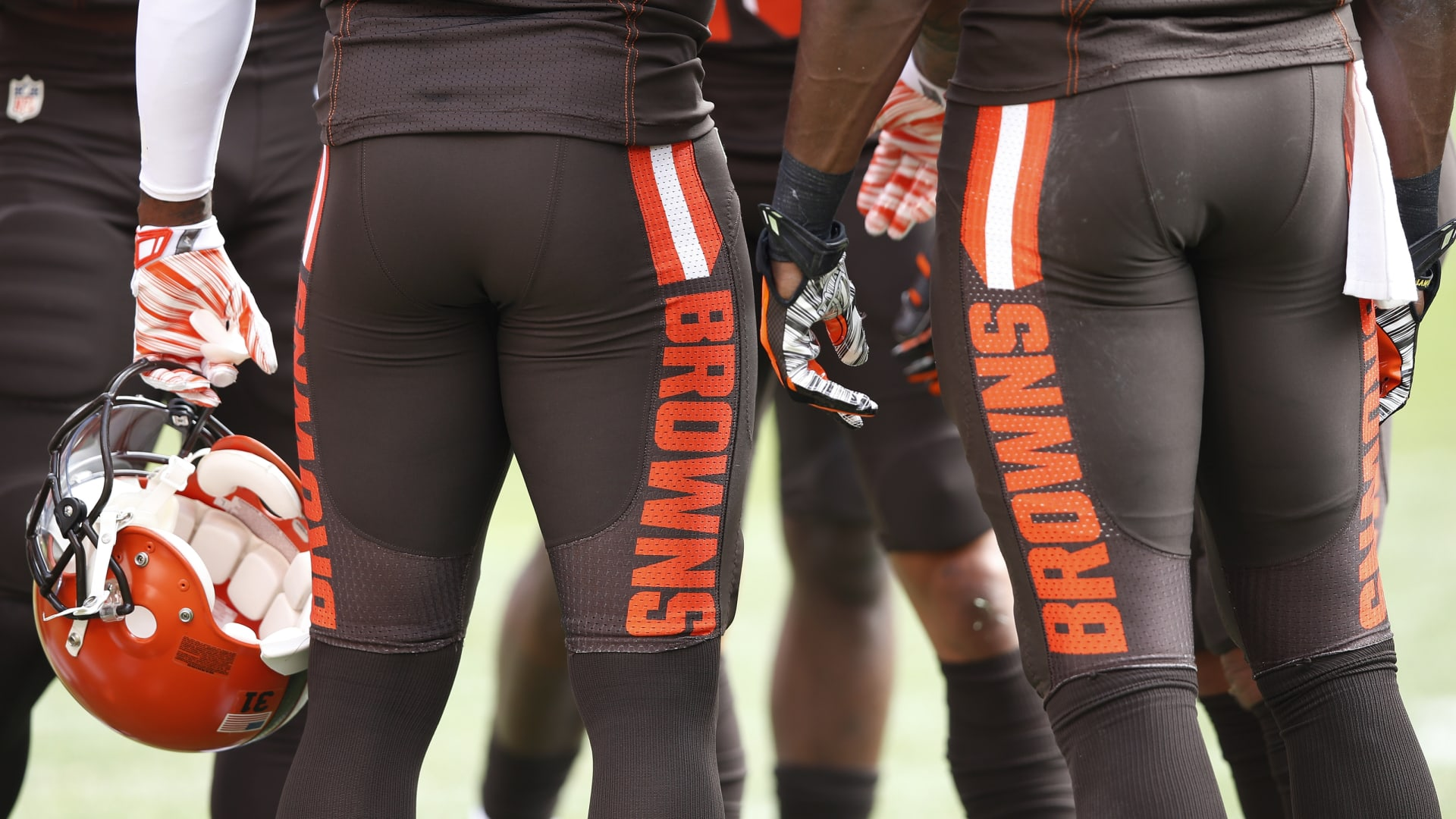 Report: Browns uniforms set to release April 15th